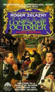 A Night in the Lonesome October, by Roger Zelazny