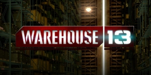 Warehouse 13 Logo