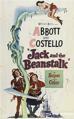 Jack and the Beanstalk (1952 film) Jack and the Beanstalk 1952 Morgan on Media