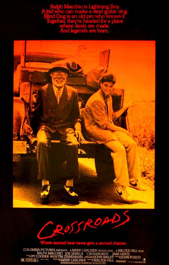 Image result for crossroads 1986 poster original