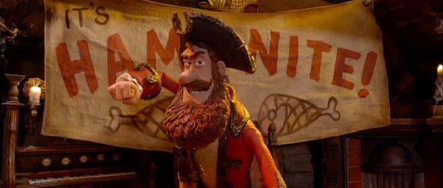 The Pirates Band Of Misfits Morgan On Media