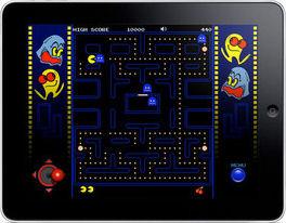 iPad Pac-Man