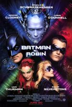 Batman and Robin 1997 Movie Poster