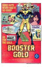 Booster Gold Ad