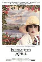 Enchanted April Poster