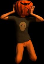 Manny Pumpkinhead