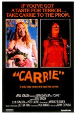 Carrie 1976 Poster