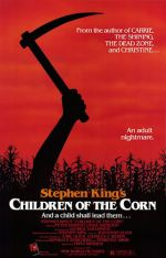 Children of the Corn 1984 Poster