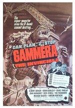 Gammera Poster