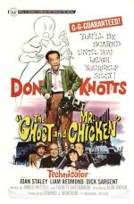 Ghost and Mr Chicken Poster