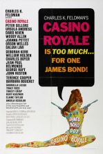 Casino Royale 1967 Poster