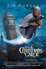 Christmas Carol 2009 Poster