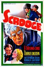 Scrooge1935 Poster
