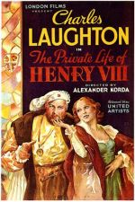 Private Life of Henry VIII Poster