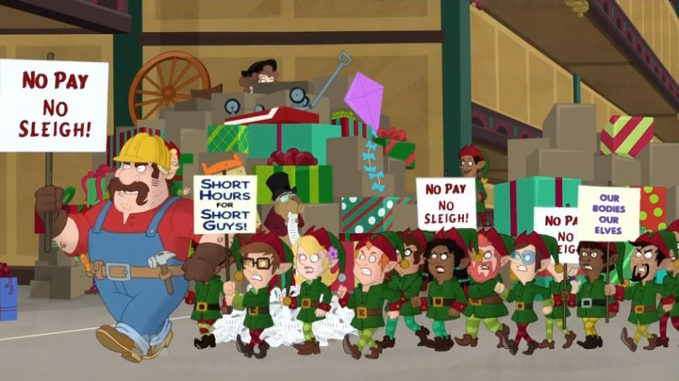 How Murray Saved Christmas.How Murray Saved Christmas Morgan On Media