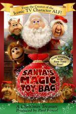 Santa's Magic Toy Bag DVD Cover