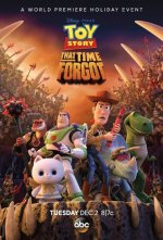Toy Story Time Forgot Poster
