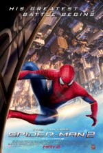 Amazing Spider-Man 2 Poster