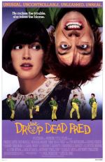 Drop Dead Fred Poster