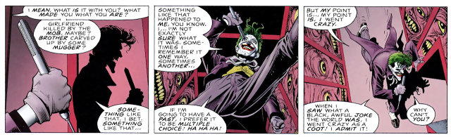 Joker Multiple Choice