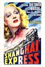 Shanghai Express Poster