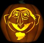 Count von Count Pumpkin