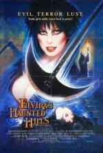 Elvira's-Haunted-Hills Poster